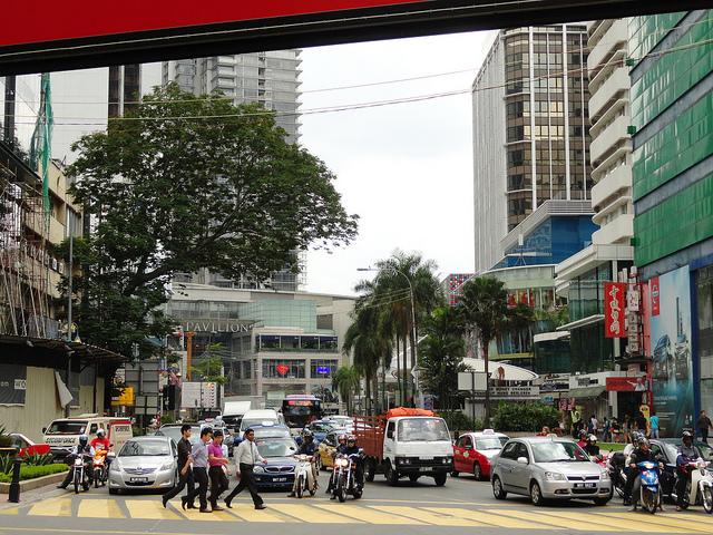 Photo of Jalan Bukit Bintang, Kuala Lumpur, Malaysia