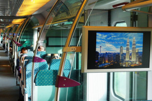 Photo of KLIA Ekspres Train, Kuala Lumpur