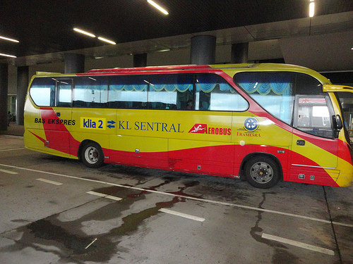 Photo of Aerobus at KLIA2 by travelourplanet