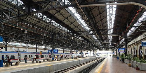 Photo of Kuala Lumpur KTM Station, near Pasar Seni LRT Station, Malaysia