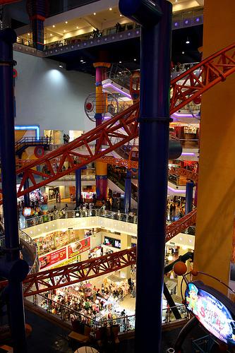 A photo of Supersonic Odyssey at Berjaya Times Square in Kuala Lumpur, Malaysia