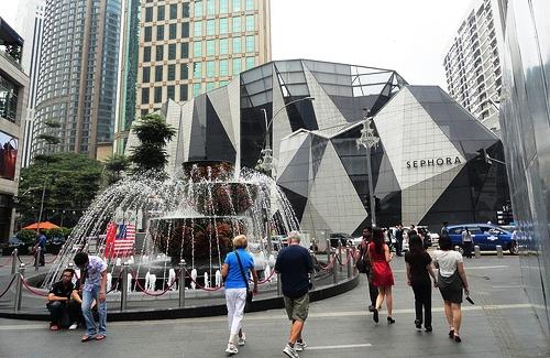 A Photo of Bukit Bintang, Kuala Lumpur