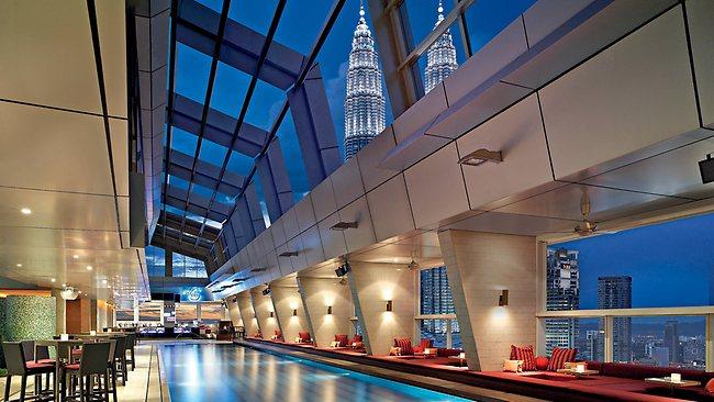 A Photo of SkyBar at Traders Hotel in Kuala Lumpur