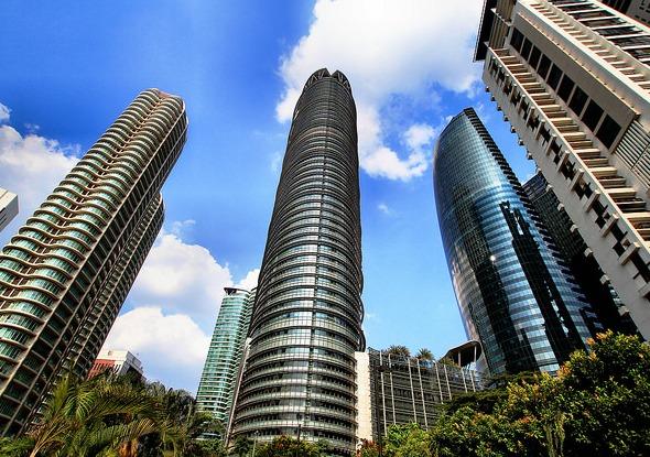 KLCC Area, Kuala Lumpur, Malaysia