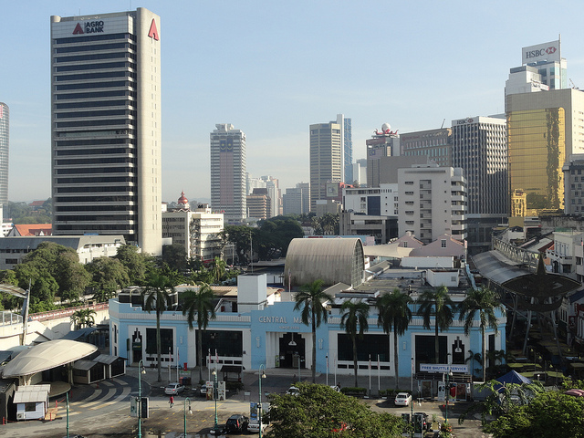 A Photo of Central Market, Pasar Seni/Chinatown, Kuala Lumpur