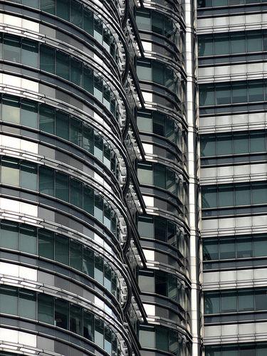 Photo of Petronas Twin Towers in Kuala Lumpur, Malaysia, Malaysia