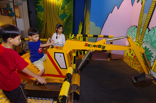 A Photo of Petrosains Discovery Centre at Suria KLCC in Kuala Lumpur, Malaysia