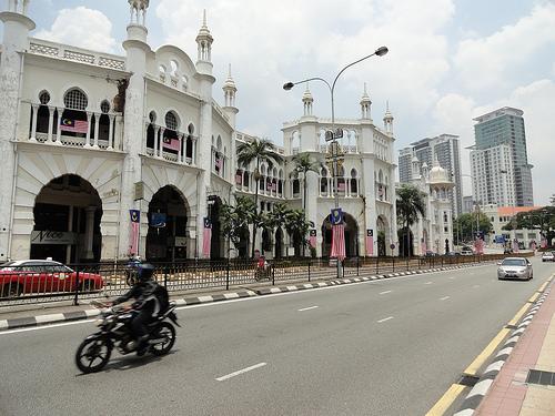 Kuala Lumpur KTM Railway Station
