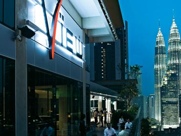 Photo of The View Rooftop Bar in Kuala Lumpur, Malaysia