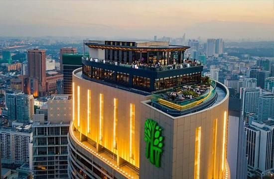 Vertigo, Banyan Tree Hotel, Kuala Lumpur