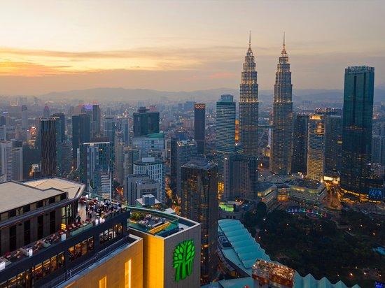 Vertigo Rooftop Bar at Banyan Tree Kuala Lumpur