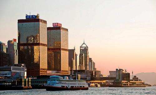 Hong Kong-Macau Ferry Terminal, Hong Kong Island