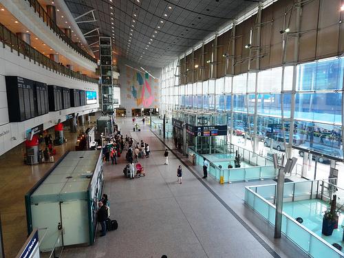Photo of Airport Express, Hong Kong Station in Central, Hong Kong Island