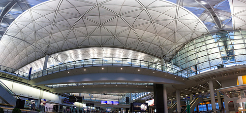Photo of Hong Kong Airport, Terminal 1