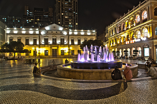 Photo of Largo do Senado, Macau