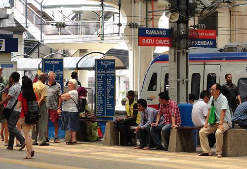 Photo of Kuala Lumpur KTM Railway Station , Malaysia