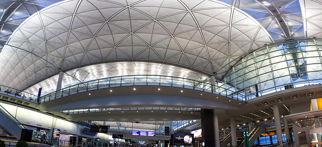 Terminal 1, Hong Kong International Airport