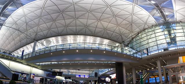 Terminal 1, Hong Kong International Airport