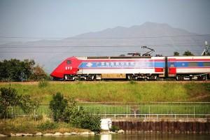 Photo of a Train, Hong Kong - Guangzhou Line