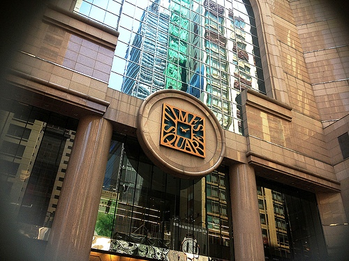 Photo of Times Square Mall in Causeway Bay, Hong Kong Island