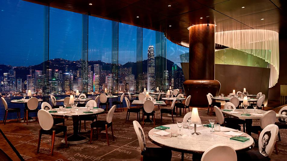 Photo of the FELIX at The Peninsula Hotel Hong Kong