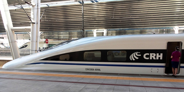 G Category High Speed Train, China
