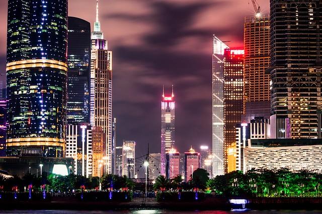 I Treni da Hong Kong per Guangzhou, Shanghai, Pechino ed il resto della Cina