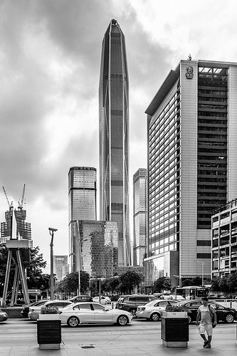 Ping An Finance Centre, CBD, Futian, Shenzhen