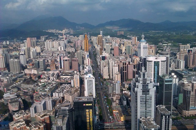 Guida a Come Andare da Hong Kong a Shenzhen