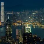 <b>Dove Ammirare (Gratis) il Panorama di Hong Kong dall'Alto di un Grattacielo</b>