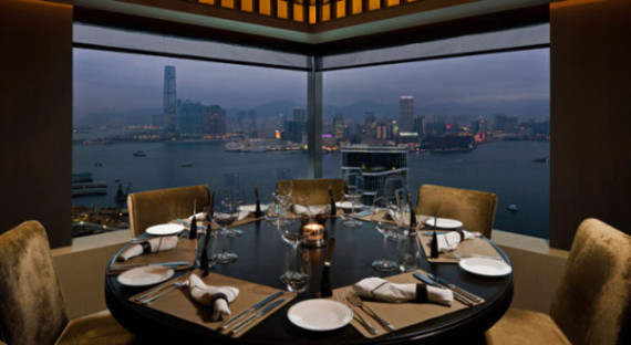 Photo of Café Gray Deluxe, The Upper House Hotel in Hong Kong Island