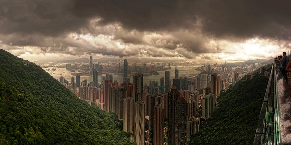 Guida all'Escursione al Victoria Peak ad Hong Kong