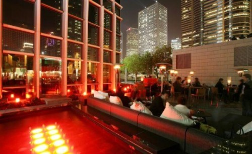 Photo of RED bar, ifc Mall in Central, Hong Kong Island