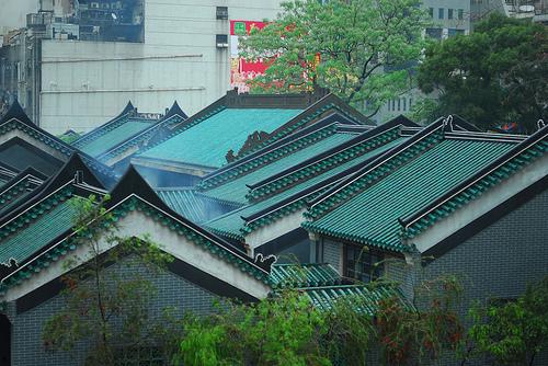Photo of Tin Hau Temple in Kowloon, Hong Kong
