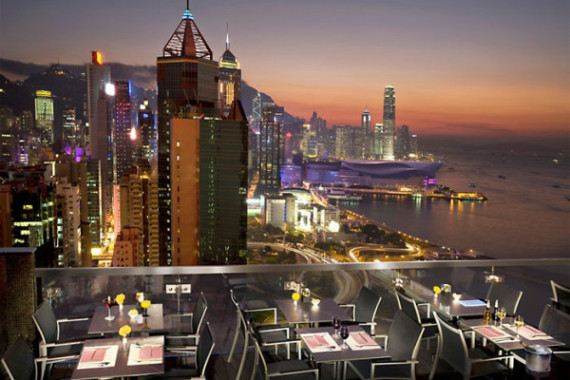 Photo of ToTT's & Roof Terrace, The Excelsior Hotel in Hong Kong Island