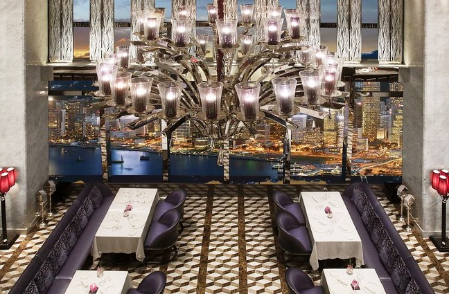 Tosca, The Ritz-Carlton Hotel, West Kowloon, Hong Kong