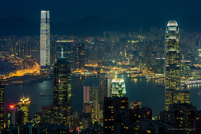 Dove Ammirare Gratis il Panorama di Hong Kong dall'Alto di un Grattacielo