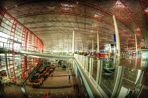 Photo of Terminal 3 Beijing Capital Airport
