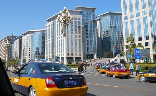 Photo of Taxi in Beijing
