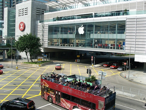 Apple Store, ifc Mall, Central, Hong Kong Island