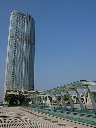 ifc Mall Rooftop Garden in Hong Kong