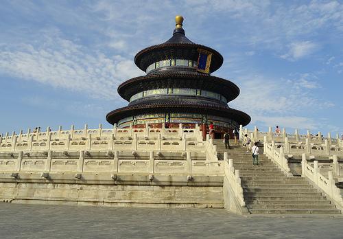 Hall of Prayer for Good Harvests, Temple of Heaven, Beijing