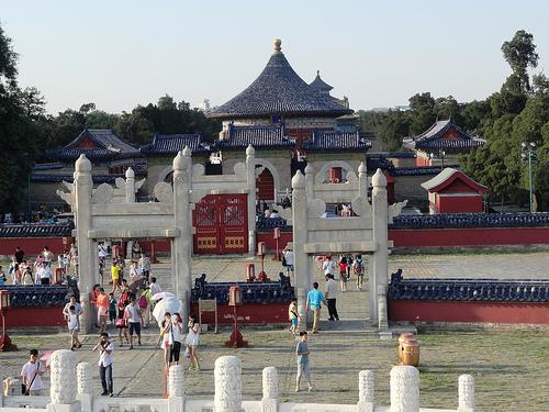 Photo of Imperial Vault of Heaven, Temple of Heaven, Beijing