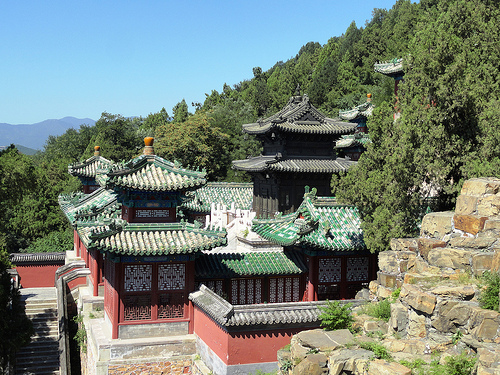 Photo of Pavilion of Precious Clouds, Summer Palace in Beijing