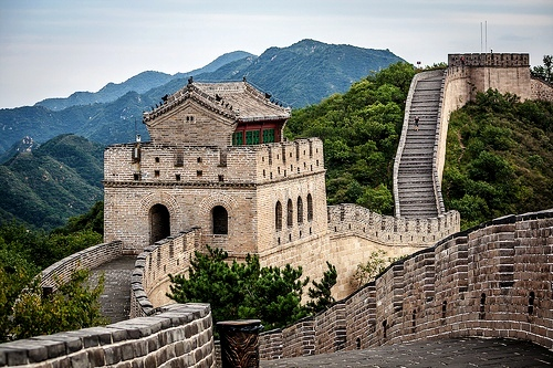 Badaling Great Wall, China