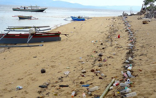 Le Spiagge Spazzatura di Pulau Bunaken a Sulawesi