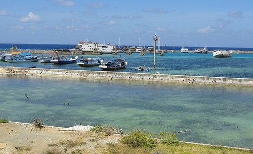 Bira Harbour, the Port of Tanjung Bira, South Sulawesi, Indonesia