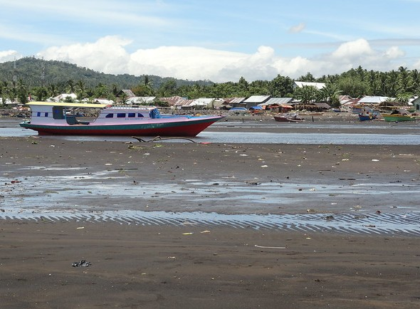 Likupang Fishing Village, North Sulawesi, Indonesia