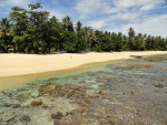 The Great Beach of Pulau Bangka in North Sulawesi