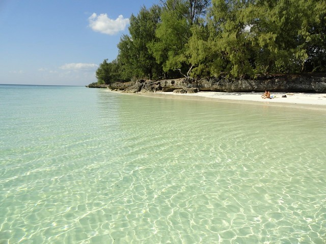 An Unnamed and Untouched Beach in Pulau Pasi, West Coast of Selayar, South Sulawesi, Indonesia